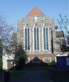 All Hallows Church Easton Bristol